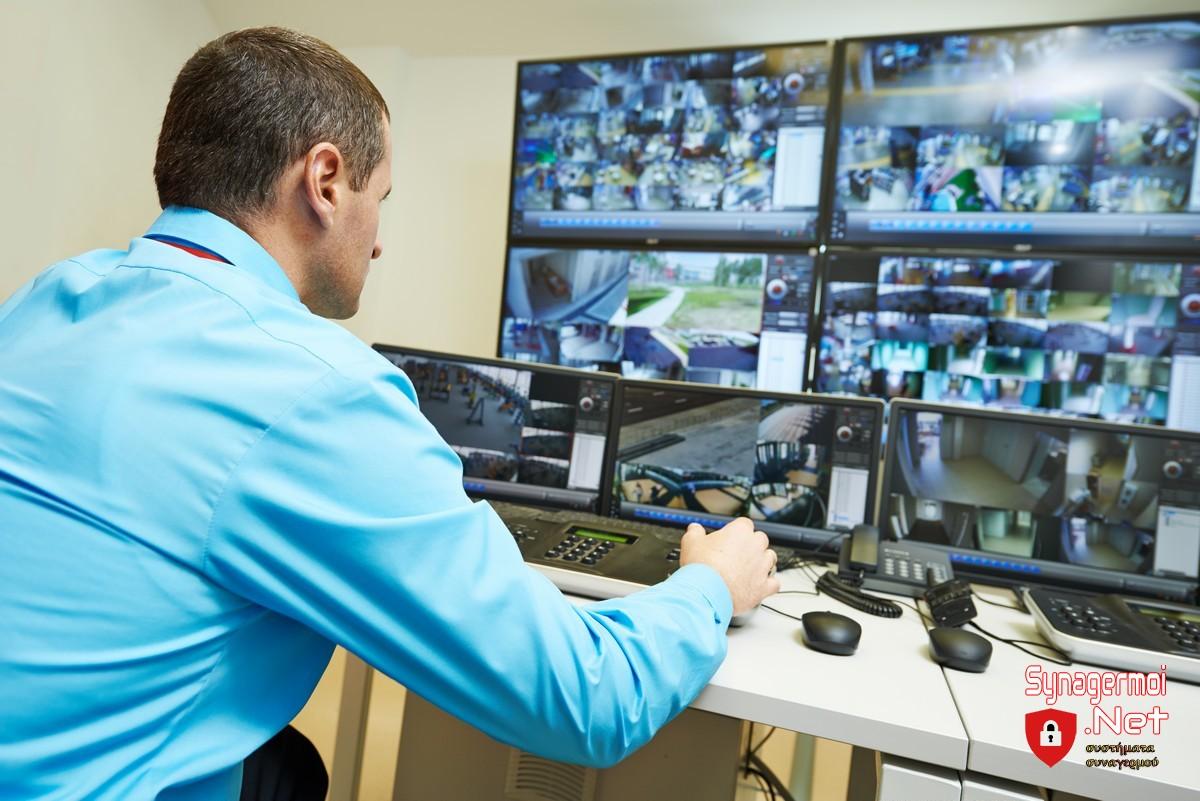 Κλειστό κύκλωμα παρακολούθησης CCTV